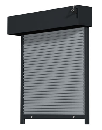 Kp Security Rolling Shutters Cleveland Shutter Company